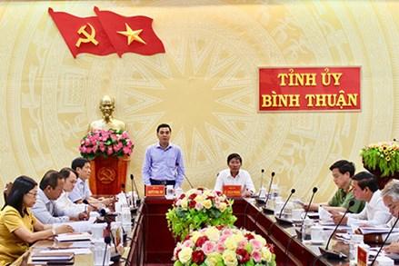 Bình Thuận: Công việc chuẩn bị cho bầu cử được thực hiện khẩn trương, đảm bảo đúng quy định