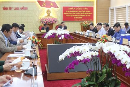 Lâm Đồng: Rút kinh nghiệm sau kiểm tra, giám sát bầu cử