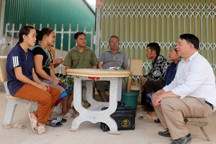Điện Biên: Đẩy mạnh giám sát, phản biện xã hội ở cơ sở