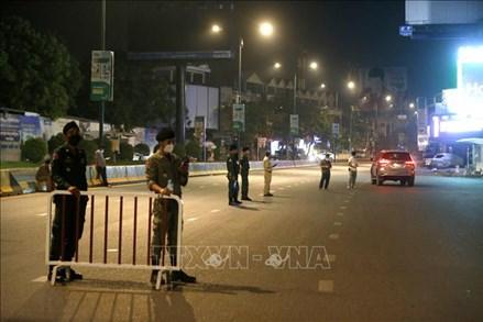 Đại sứ quán kêu gọi bà con gốc Việt tại Campuchia bình tĩnh, không vượt biên trái phép