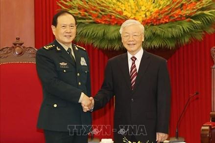 Việt Nam coi trọng mối quan hệ đối tác hợp tác chiến lược toàn diện Việt Nam – Trung Quốc