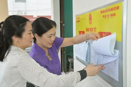 Tập trung các nguồn lực cần thiết đảm bảo Bầu cử diễn ra thành công, tốt đẹp