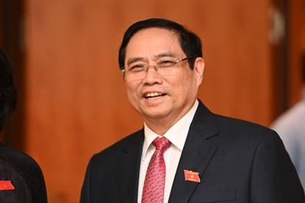 Thủ tướng Phạm Minh Chính ứng cử tại đơn vị bầu cử số 1, TP Cần Thơ
