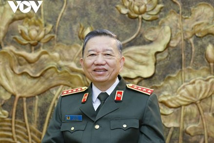 Bộ trưởng Tô Lâm và 26 cán bộ Công an ứng cử Đại biểu Quốc hội khóa XV