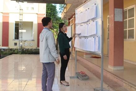 Cao Bằng làm tốt công tác chuẩn bị bầu cử ở những địa phương mới chia tách, sáp nhập