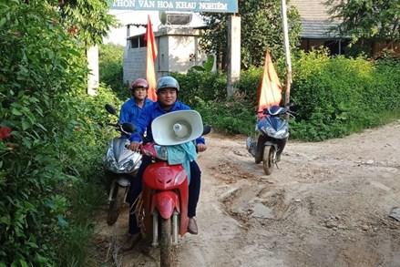 Yên Bái: Tăng cường tuyên truyền về bầu cử ở cơ sở