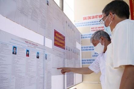 Chủ tịch UBTƯ MTTQ Việt Nam Đỗ Văn Chiến làm việc với Ủy ban bầu cử tỉnh Kiên Giang