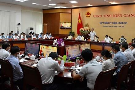Kiên Giang chú trọng tuyên truyền về bầu cử cho ngư dân tại các xã đảo