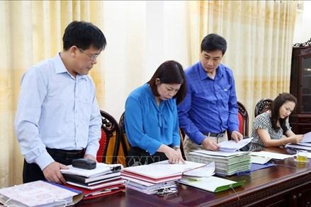 Phú Thọ: Tăng cường kiểm tra, giám sát, đảm bảo tổ chức bầu cử thành công