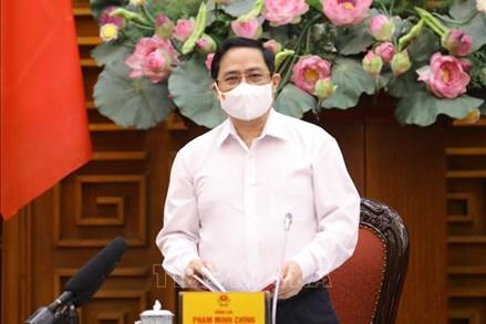 Thủ tướng Phạm Minh Chính: Giảm đầu mối, tinh gọn tổ chức, tinh giản biên chế