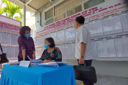 TP Hồ Chí Minh: Tập trung nguồn lực đảm bảo an toàn phòng chống dịch tại các điểm bầu cử