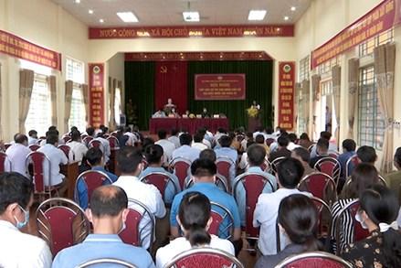 Cao Bằng: Kỳ vọng các ứng cử viên Đại biểu Quốc hội khóa XV là cầu nối với cử tri