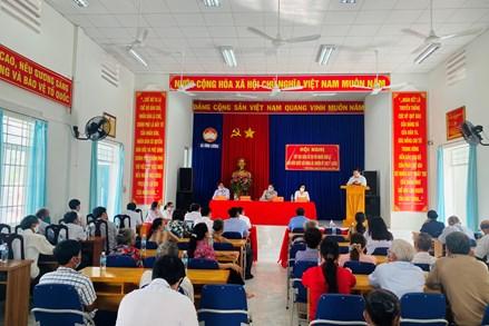 Khánh Hòa: Tiếp xúc cử tri và vận động bầu cử với nhiều chương trình hành động cụ thể, thiết thực