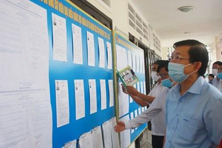 Phó Chủ tịch Nguyễn Hữu Dũng: Đảm bảo ngày bầu cử diễn ra an toàn