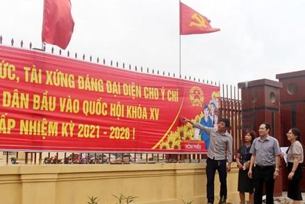 Bắc Giang: Đa dạng hóa hình thức tuyên truyền bầu cử, hướng tới vùng sâu, vùng xa