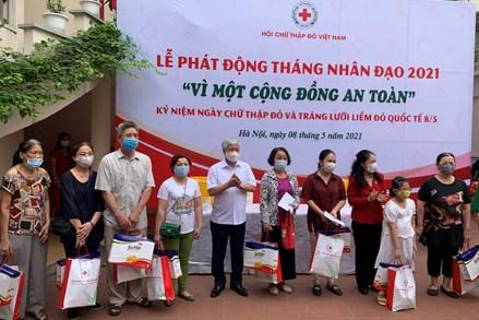 Toàn xã hội chung tay xây dựng một cộng đồng đoàn kết, giàu lòng nhân ái và an toàn trước dịch bệnh
