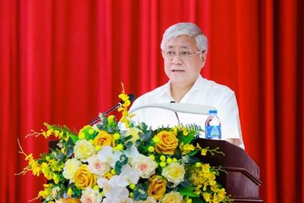 Chủ tịch Đỗ Văn Chiến: Dành tâm sức cho công cuộc xóa đói giảm nghèo
