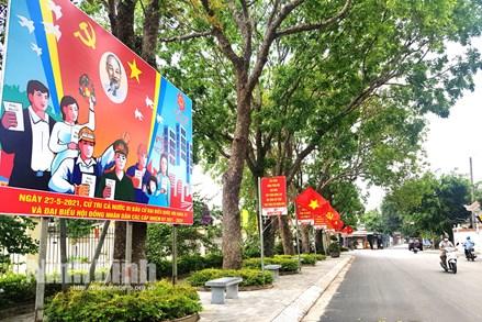 MTTQ tỉnh Ninh Bình: Đẩy mạnh tuyên truyền về bầu cử gắn với phòng chống dịch COVID-19