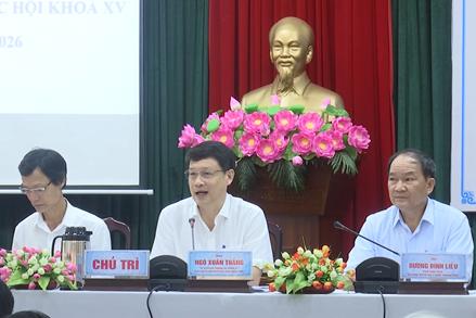 Đà Nẵng: Thông báo tổ chức tiếp xúc cử tri vận động bầu cử bằng hình thức trực tuyến
