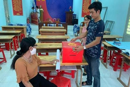 Tây Ninh: Sẵn sàng cho ngày bầu cử