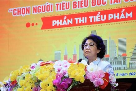 Thành phố Hồ Chí Minh tổ chức Hội thi 'Chọn người tiêu biểu đức, tài của Nhân dân'