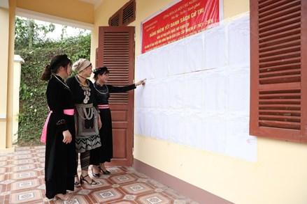 Tuyên Quang: Đa dạng hình thức tuyên truyền về bầu cử