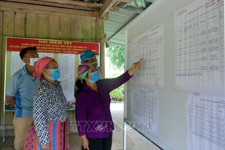 Tuyên Quang: Đẩy mạnh tuyên truyền về bầu cử ở vùng đồng bào dân tộc thiểu số