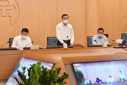 Hà Nội: Không tụ tập quá 10 người ngoài phạm vi công sở, trường học, bệnh viện và các địa điểm phục vụ công tác bầu cử