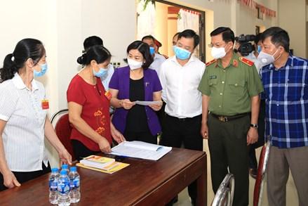Hà Nội sẽ làm hết sức để bảo đảm quyền bầu cử của mọi cử tri