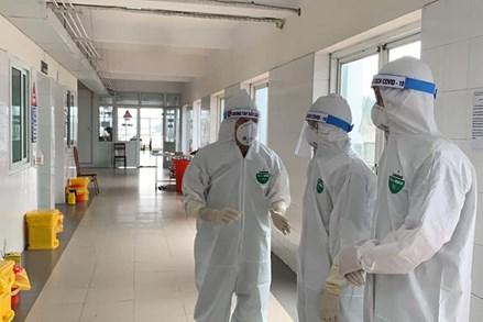 Phát hiện nữ nhân viên vệ sinh tại Bệnh viện Thanh Nhàn dương tính với SARS-CoV-2