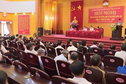 Thái Bình: Làm tốt công tác chuẩn bị bầu cử gắn với tăng cường phòng, chống dịch Covid-19