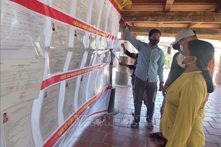 Đa dạng hình thức tuyên truyền bầu cử đến đồng bào dân tộc thiểu số tỉnh Kon Tum