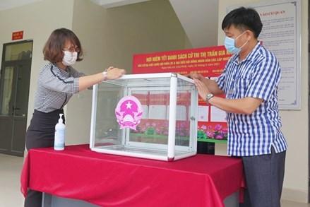 Huyện Bình Xuyên, tỉnh Vĩnh Phúc: Tập trung toàn lực đẩy lùi dịch bệnh và tổ chức thành công cuộc bầu cử