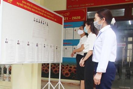 Bắc Ninh: Phát huy vai trò của MTTQ tham gia bầu cử