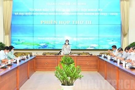 TP Hồ Chí Minh: Sẵn sàng tổ chức cho gần 5,5 triệu cử tri đi bầu cử tại hơn 3.000 tổ bầu cử