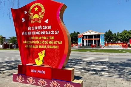 Lào Cai: Sáng tạo, linh hoạt trong công tác chuẩn bị bầu cử