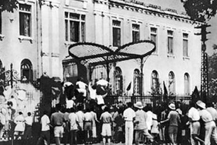 Kỷ niệm 80 năm ngày thành lập Mặt trận Việt Minh (19/5/1941 - 19/5/2021): Vai trò của Mặt trận Việt Minh trong Cách mạng Tháng Tám năm 1945