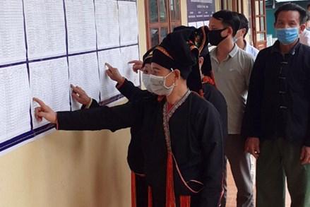 Bắc Kạn, Long An, Yên Bái: Bảo đảm an toàn phòng dịch trong công tác bầu cử