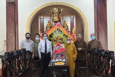 Đảm bảo an toàn trong mùa Phật đản 2021 – Phật lịch 2565
