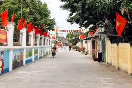 Hà Nội: Đẩy mạnh xây dựng nông thôn mới gắn với phát triển đô thị