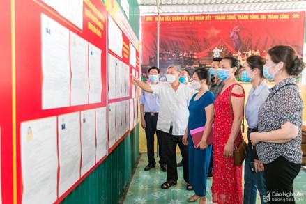 Nghệ An: Đã sẵn sàng bước vào ngày hội lớn