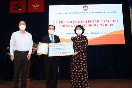 MTTQ Việt Nam các cấp hưởng ứng Lời kêu gọi của Đoàn Chủ tịch UBTƯ MTTQ Việt Nam