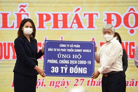 UBTƯ MTTQ Việt Nam ban hành Hướng dẫn hưởng ứng đợt cao điểm phòng, chống dịch Covid-19