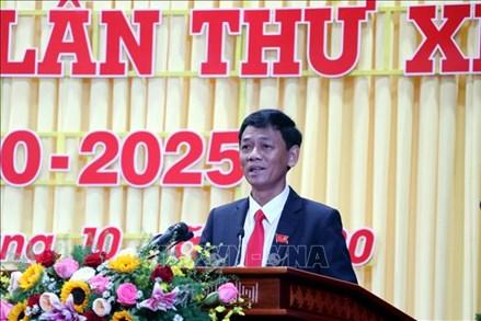 Sóc Trăng, Bến Tre, Điện Biên: Bầu đủ số lượng đại biểu HĐND các cấp