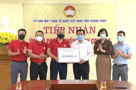 Quảng Ninh: Tiếp nhận gần 130 tỷ đồng ủng hộ Quỹ phòng, chống dịch bệnh Covid-19