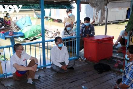 Hàng nghìn người gốc Việt tại Campuchia gặp khó vì quyết định giải tỏa của chính quyền