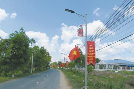 Xã Phú Thành, huyện Phú Tân, tỉnh An Giang: Những con đường khởi sắc