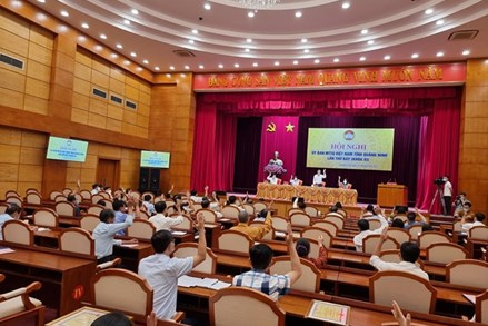 Hội nghị Ủy ban MTTQ Việt Nam tỉnh Quảng Ninh lần thứ 7 (Khóa XI)