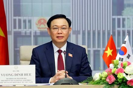 Hàn Quốc mong muốn nâng cấp quan hệ ngoại giao với Việt Nam lên Đối tác chiến lược toàn diện
