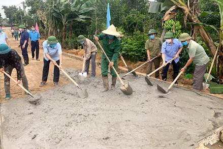 Tuyên Quang: Xây dựng nông thôn mới thành công nhờ đẩy mạnh tuyên truyền, vận động